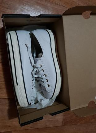Converse chuck taylor all star high line craft leather 36.5