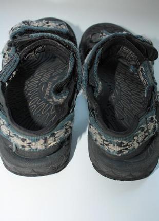 Босоножки ф. teva р-30 в отличном состоянии. обувь teva - мировой бренд3
