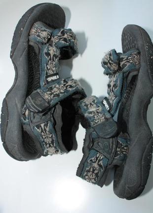 Босоножки ф. teva р-30 в отличном состоянии. обувь teva - мировой бренд4