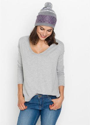 Шапочка шапка с помпоном бонприкс