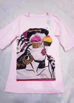 Супер крутая футболка