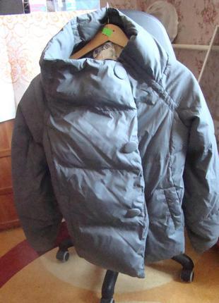 Пуховик куртка демісезонна moto