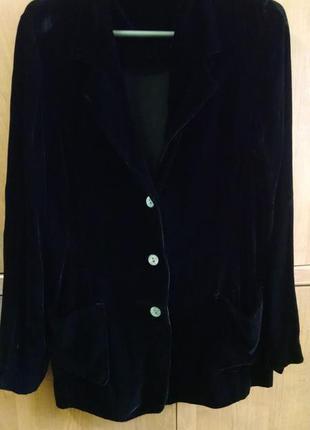 Пиджак италия шелк вискоза