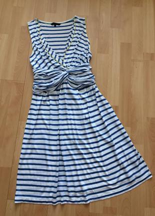 Трикотажное платье tommy hilfiger