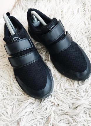Стильные и удобные кросовки на липучках puma