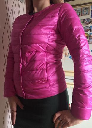 Куртка утралёгкий пуховик2