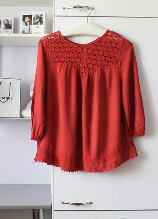 Красивая блузочка от f&f