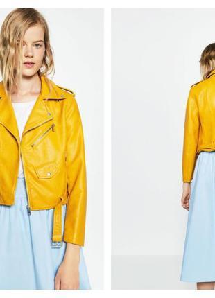 732d68a31ae2 Куртка из искусственной кожи zara ZARA, цена - 750 грн,  12059418 ...