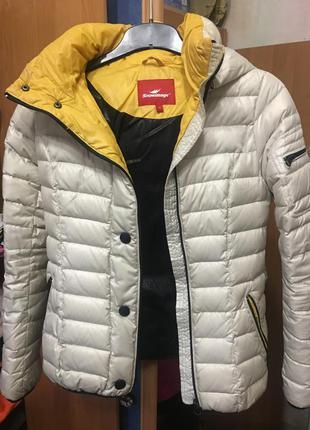 Лыжная зимняя куртка snowimage