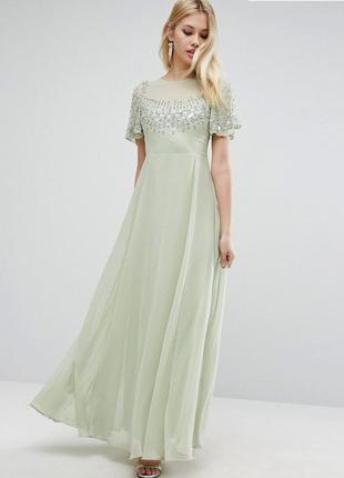 Выпускное/вечернее платье asos
