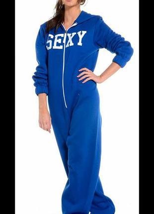 Крутой комбинезон ,домашний костюм,пижама.xs-s.