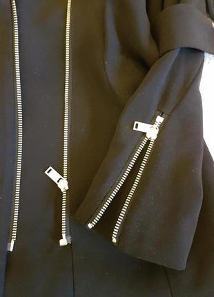 Демисезонное пальто h&m 36 размер