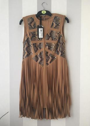 Платье elisabetta franchi оригинал / р. s
