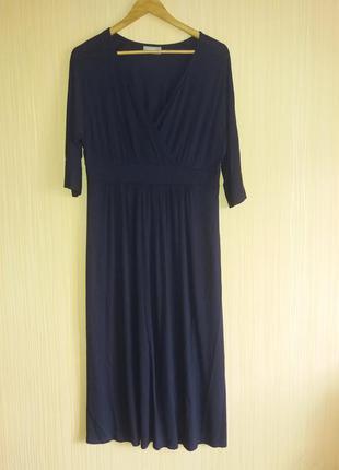 Красивое платье миди 50 размераwallis