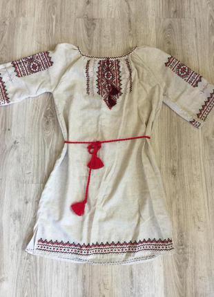 Сукня-вишиванка ручної роботи