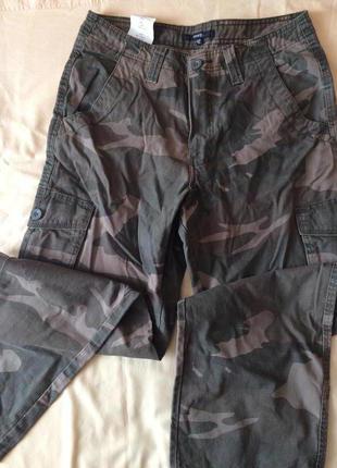 """Классные штаны карго-милитари """"george"""""""