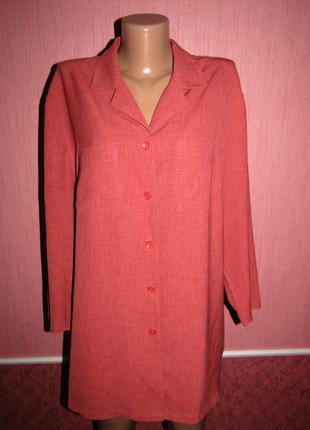 Блуза рубашка р-р хл/16 бренд canda