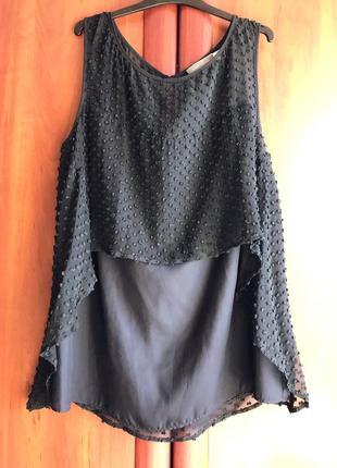 Незвичайна вишукана блуза mint velvet