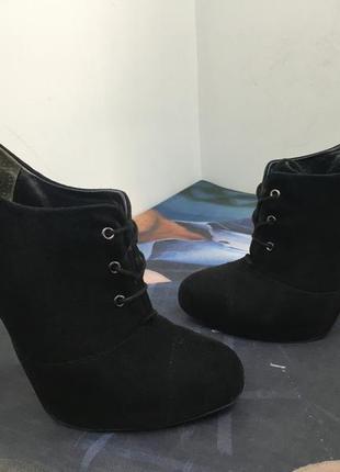 Туфли ботинки antonio biaggi