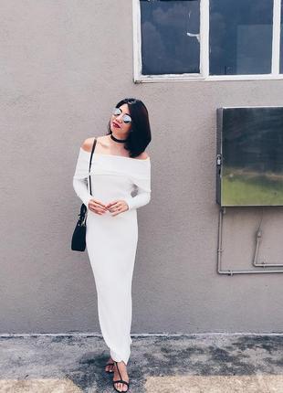 Платье чулок