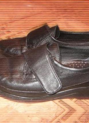 Шкіряні туфлі luftpolster 38