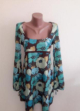 Трикотажное платье /туника bay