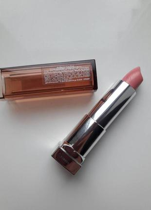 Губная помада maybelline color sensational