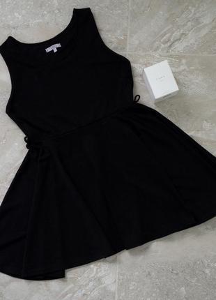 Базовое короткое платье от new look