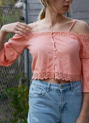 Крутая блуза на лето