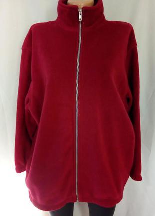 Флисовая куртка, кофта, флиска classics