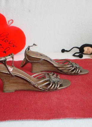 Босоножки сандалии бренд marco tozzi