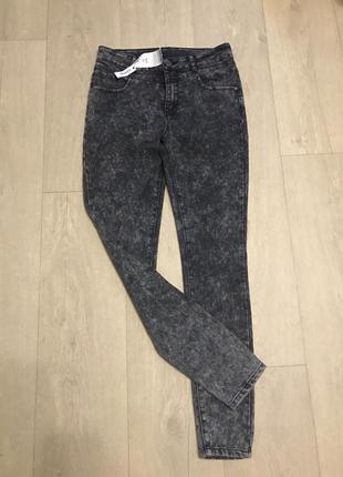 Классные джинсы george skinny