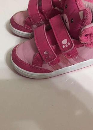Хайтопы adidas