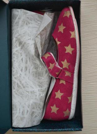 Балетки для девочки летние туфли emu australia 36р. оригинал из сша 🗽