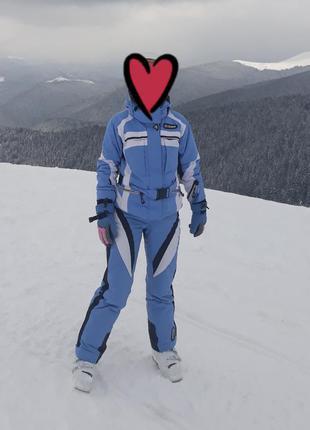 Лыжный костюм, размер s
