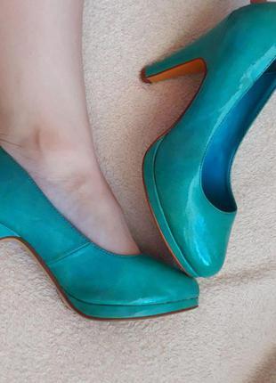 Вечірні туфлі\ туфлі під плаття\ туфлі на каблуку