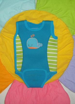 Гидрокостюм, костюм для плавания 3-6 мес.