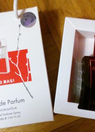 Міні парфуми armand basi in red white в подарунковій упаковці 50 ml.