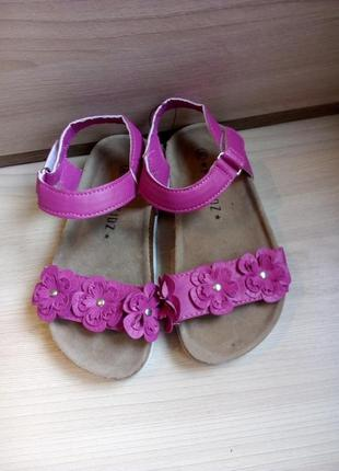 17,5см 18см сандали ортопедические punkidz розовые