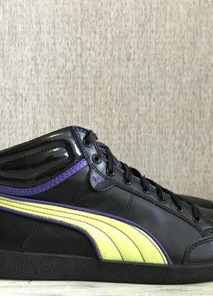 Продам высокие кроссовки puma 40p
