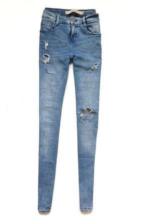 Фирменные джинсы от zara