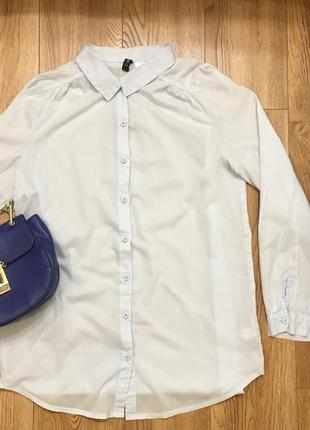 Рубашка / блуза h&m 👕🦋🐟