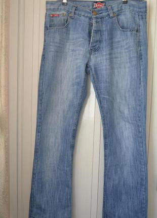 Lee cooper стильные мужские джинсы1