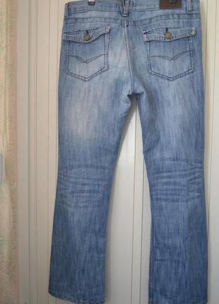Lee cooper стильные мужские джинсы2
