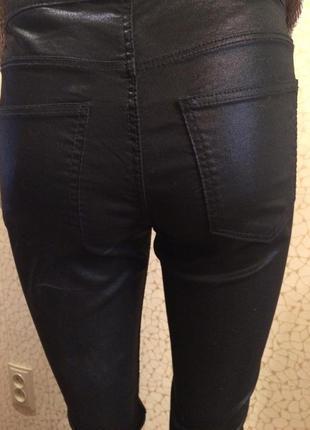 Стильные скинни, джинсы, джеггинсы с высокой посадкой h&m