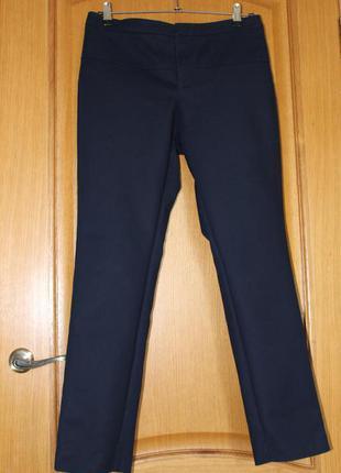 Качественные плотные брюки без пояса (размер м-l)