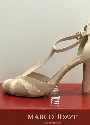 Немецкие туфли marco tozzi