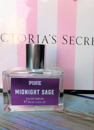 Парфюм victoria's secret midnight sage от pink