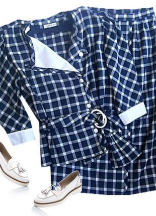 Стильный костюм размер 44-46 бренд niendorf