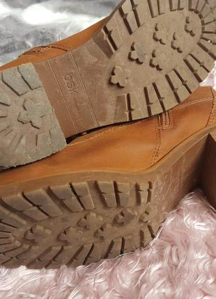 Ботинки со шнуровкой5